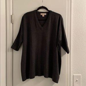 Michael Kors Oversized Cozy Sweater